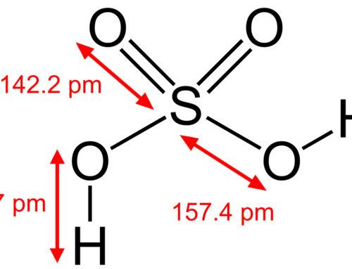 Sulfuric acid and phosphoric acid solution