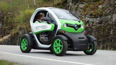 Quel avenir pour le véhicule électronique ?