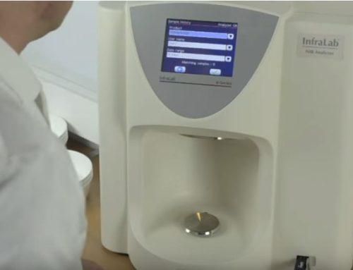 NDC InfraLab e-Series food analyzer
