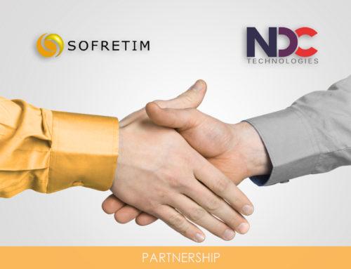 Signature of a strategic partnership between NDC and SOFRETIM